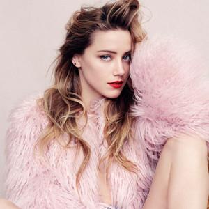 Amber Heard, ELLE