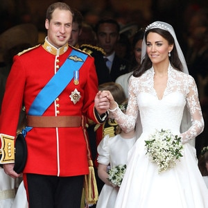 news facts about prince william kate middletons wedding