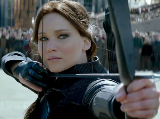 Jennifer Lawrence, Mockingjay Part 2
