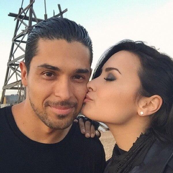 Demi Lovato and Wilmer Valderrama Are Working Together—See Their ... Demi Lovato Wilmer Valderrama