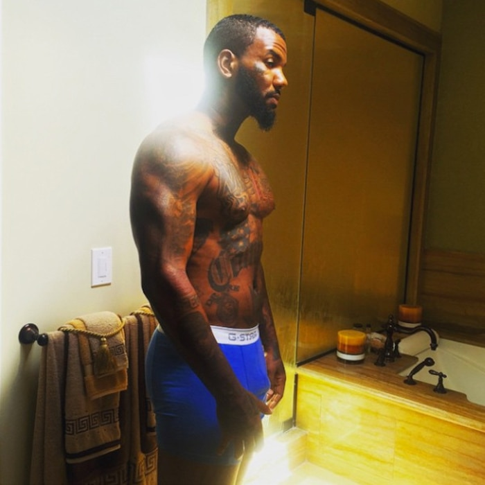 The Game, Instagram