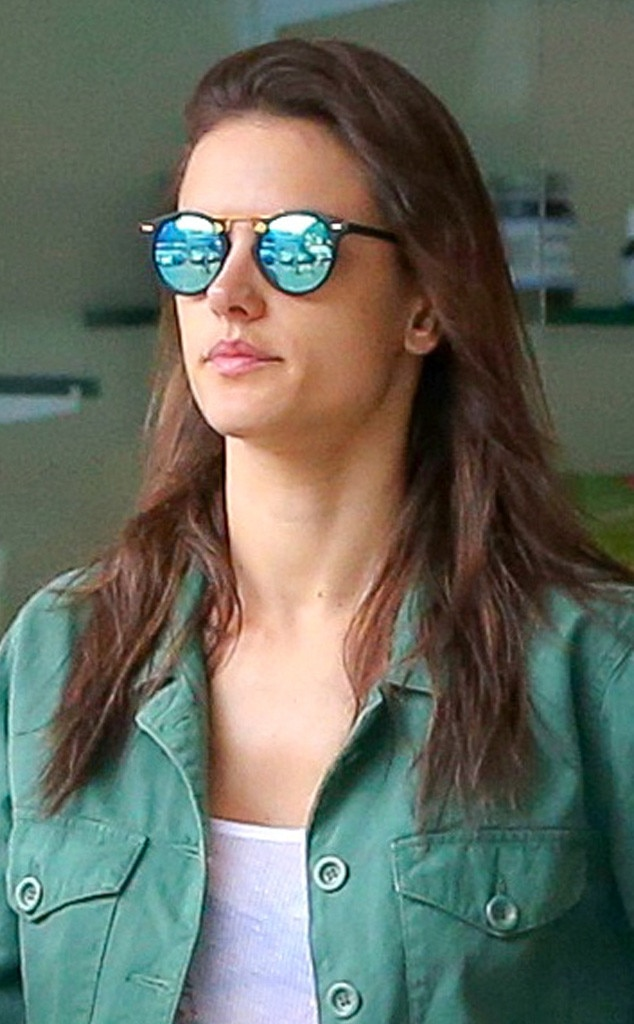 Alessandra Ambrosio from Stars' Sunglasses Style