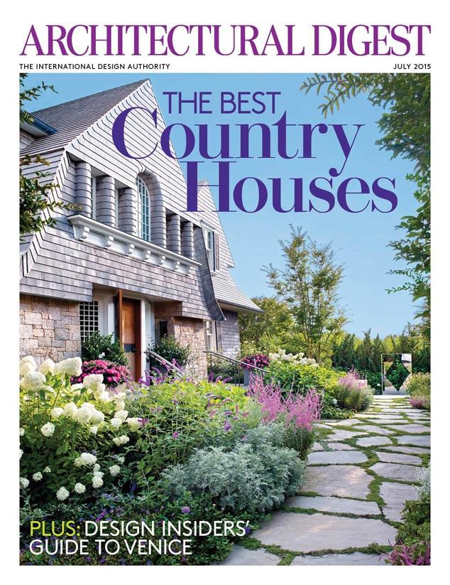 Martha Stewart Architectural Digest Magazine