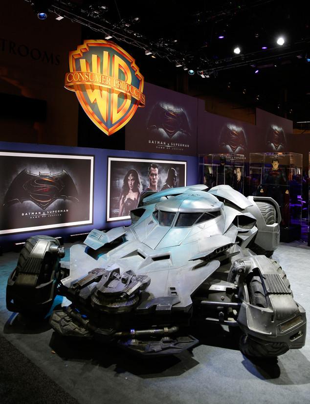 Batmobile, Batman v Superman: Dawn of Justice
