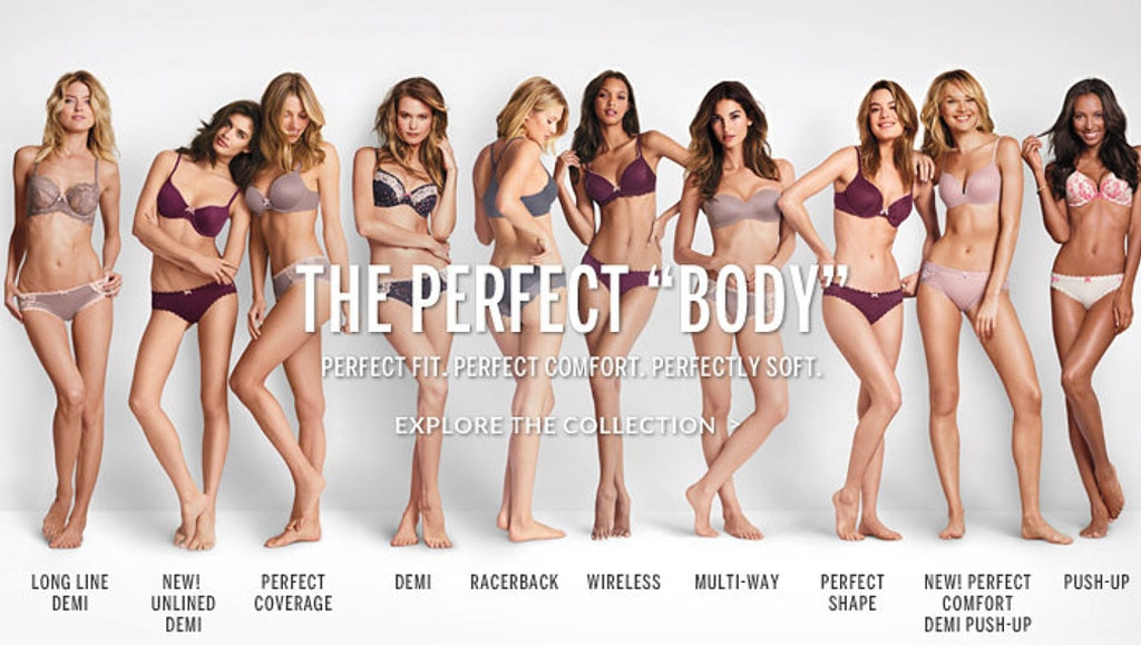 The Perfect Body Campaign, Victoria's Secret