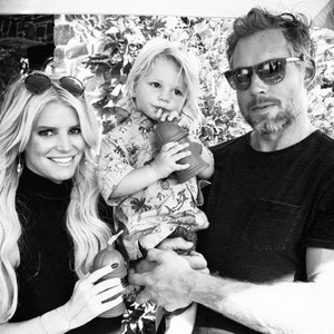 Jessica Simpson S Son Ace Had A Roaring Good Time