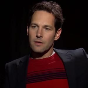 Paul Rudd, Ant-Man Interview, Fart Face