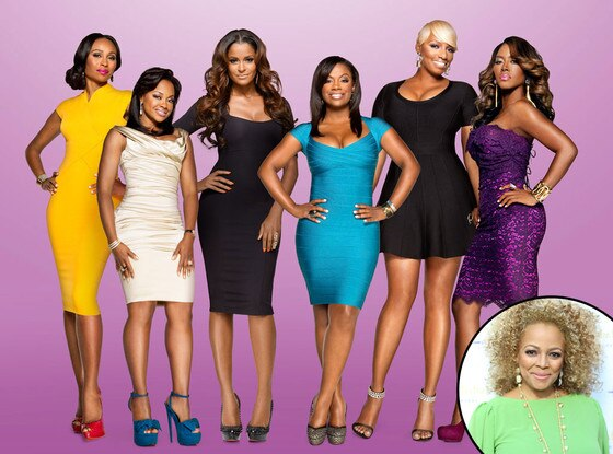 Real Housewives Of Atlanta, Kim Fields