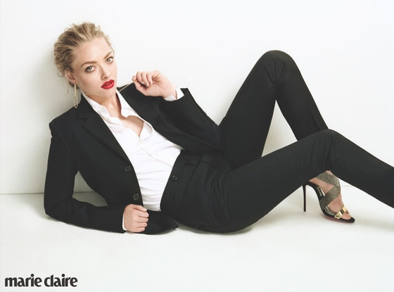 Amanda Seyfried, Marie Claire UK
