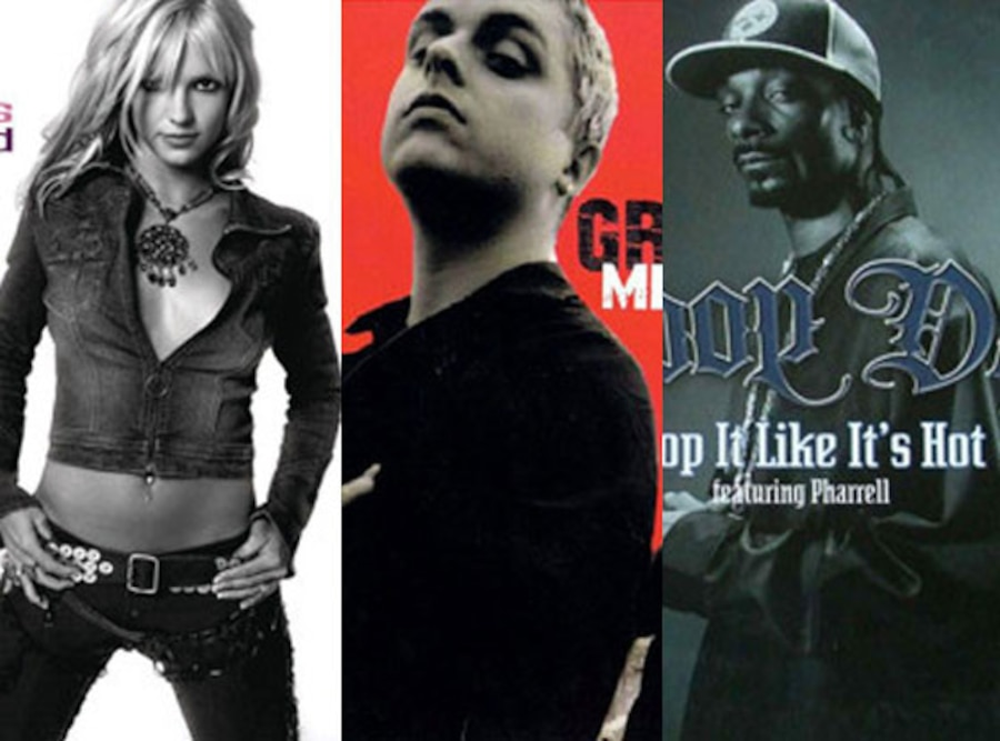 TBT Songs, Britney Spears, Green Day, Snoop Dogg