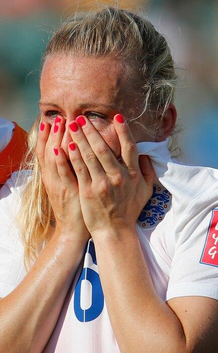 Laura Bassett, England, World Cup