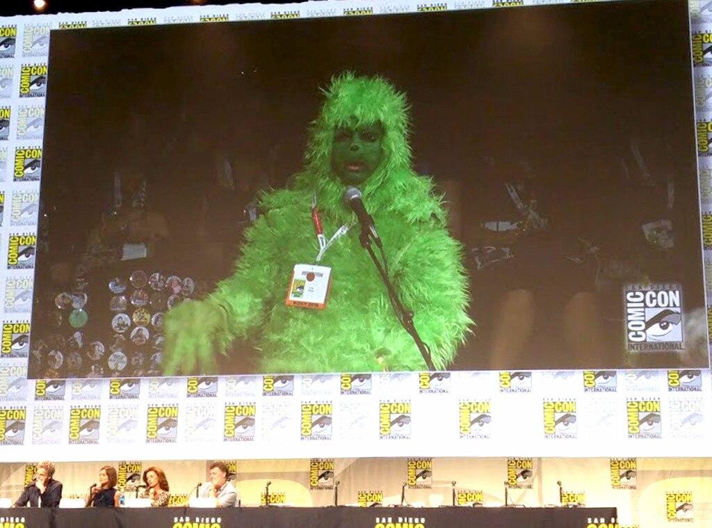 Comic-Con Diary
