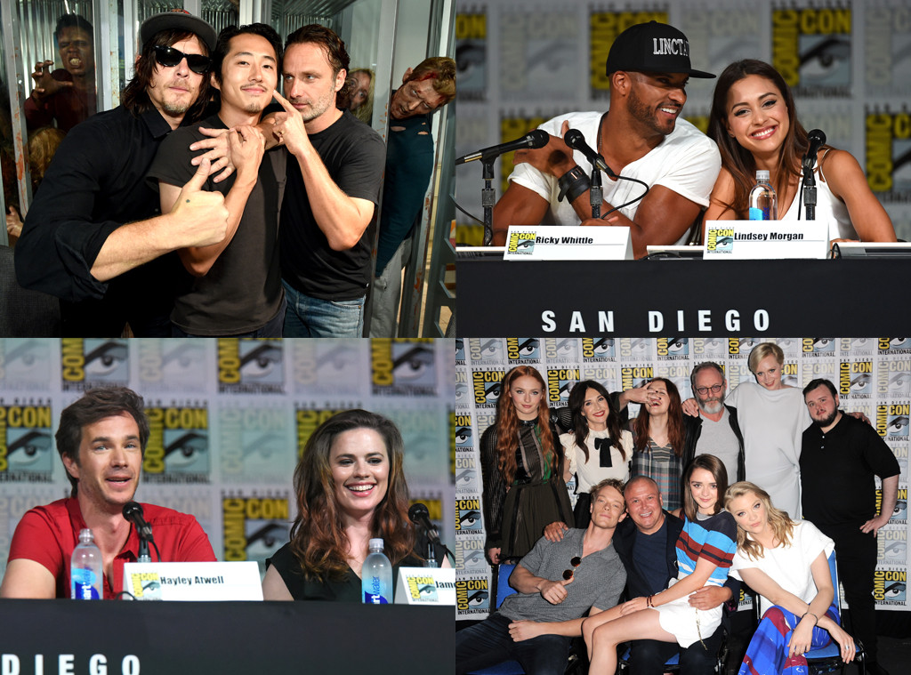 Friday Comic-Con