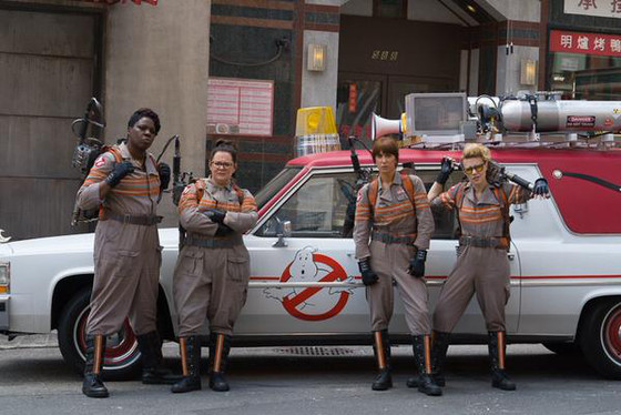 Ghostbusters, Twit Pic, Paul Feig
