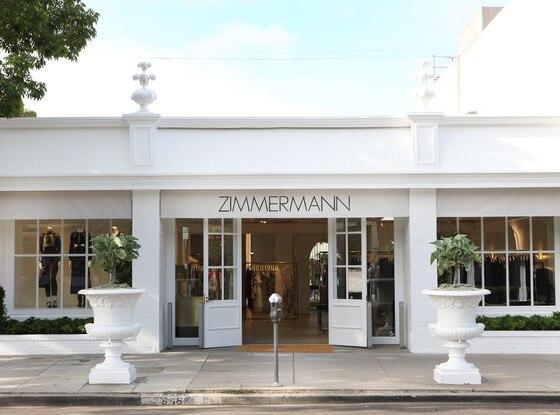 Trendsetters: Zimmermann