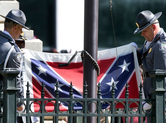 Confederate Flag Takedown, South Carolina Statehouse