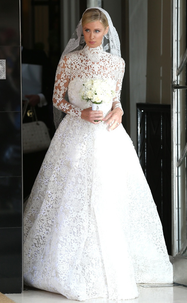 Nicky Hilton Is Married Heiress Weds James Rothschild At