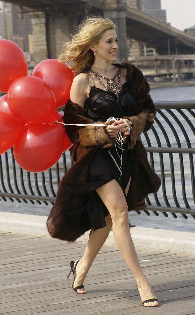 History of High Heels, Sarah Jessica Parker, Sex & The City