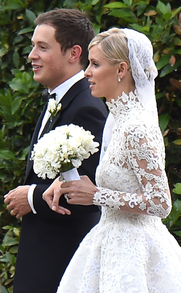 Nicky Hilton, James Rothschild
