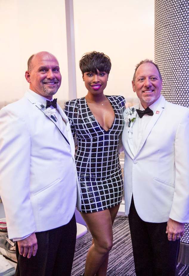 Jennifer Hudson, Same Sex Wedding