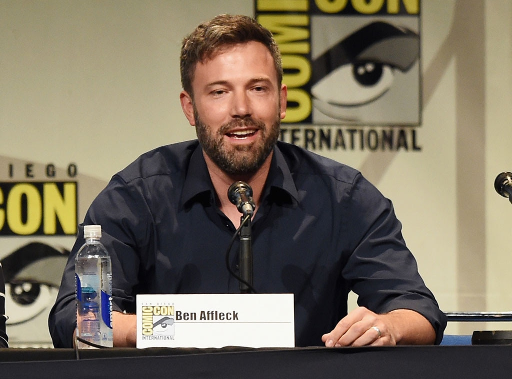 Comic-Con, Ben Affleck
