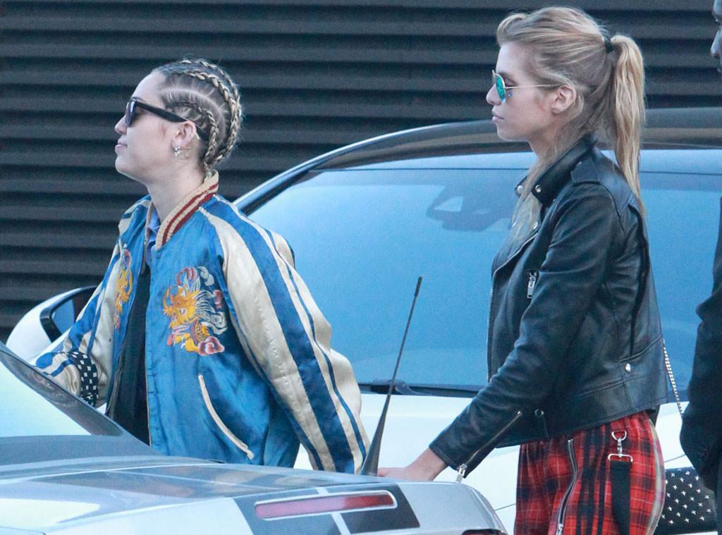 Miley Cyrus, Stella Maxwell