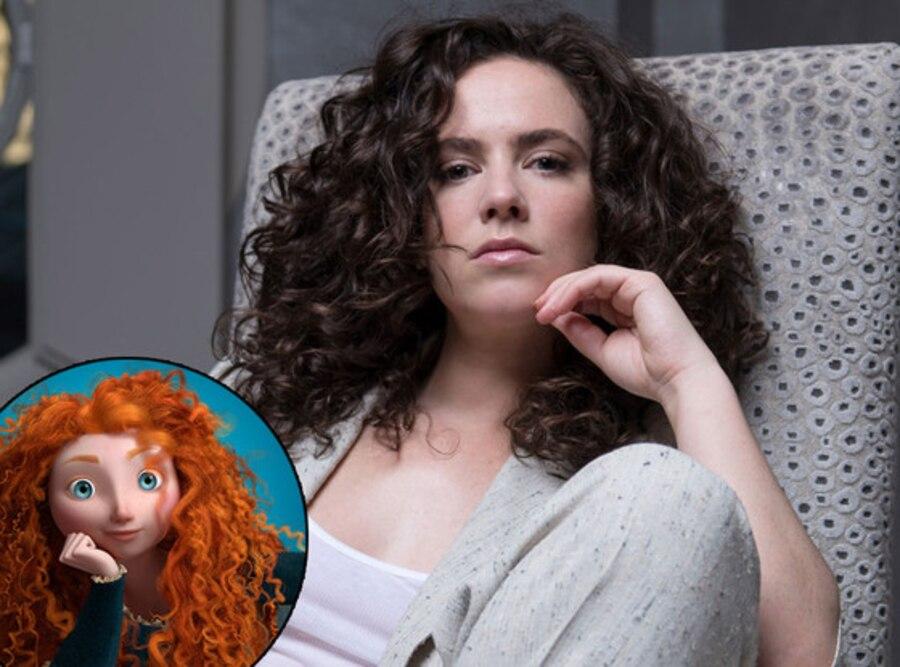 Amy Manson, Merida, Brave