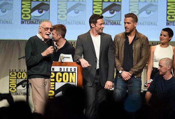 Comic-Con Movie Panels