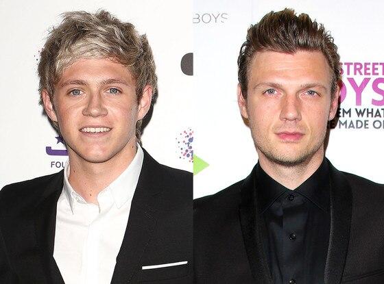 Niall Horan, Nick Carter