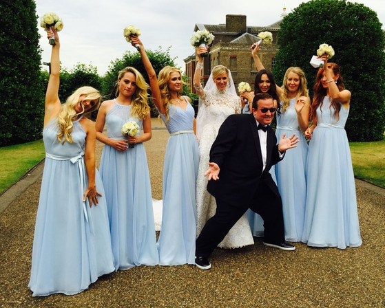 Nicky Hilton, Wedding, Bridesmaids