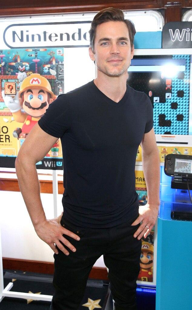 Matt Bomer, Comic-Con
