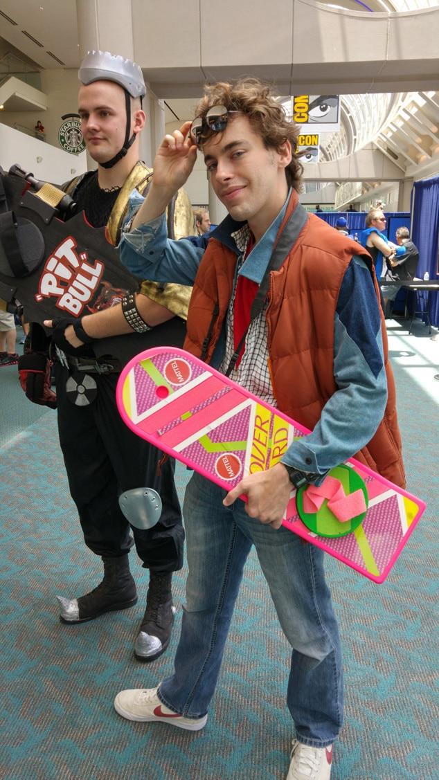 E! Takes Comic-Con