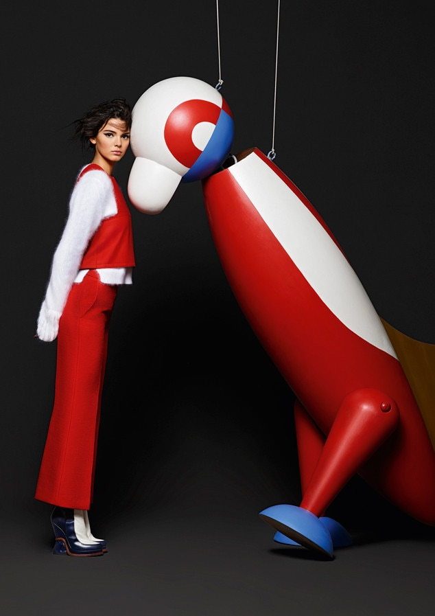 Kendall Jenner Continues High Fashion Domination, Lands ...