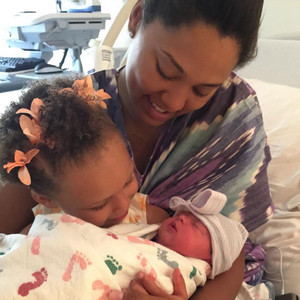 Steph Curry, Newborn