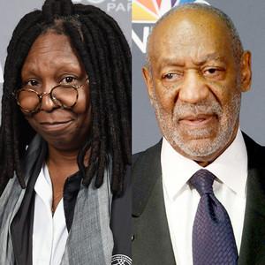 Whoopi Goldberg, Bill Cosby