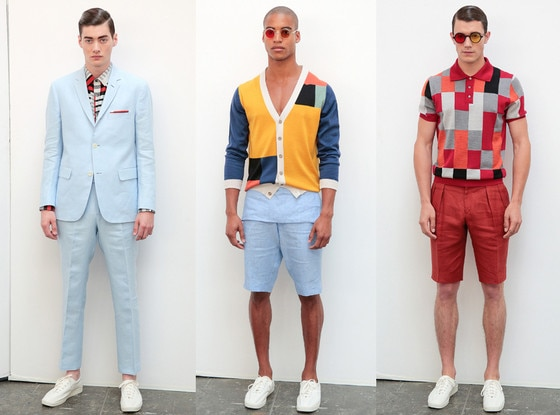 David Hart, Mens Fashion Week