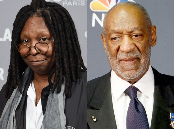 Whoopi Goldberg, Bill Cosby