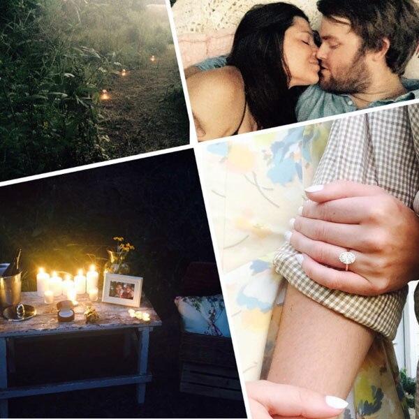 Amy Duggar, Dillon King, Engaged