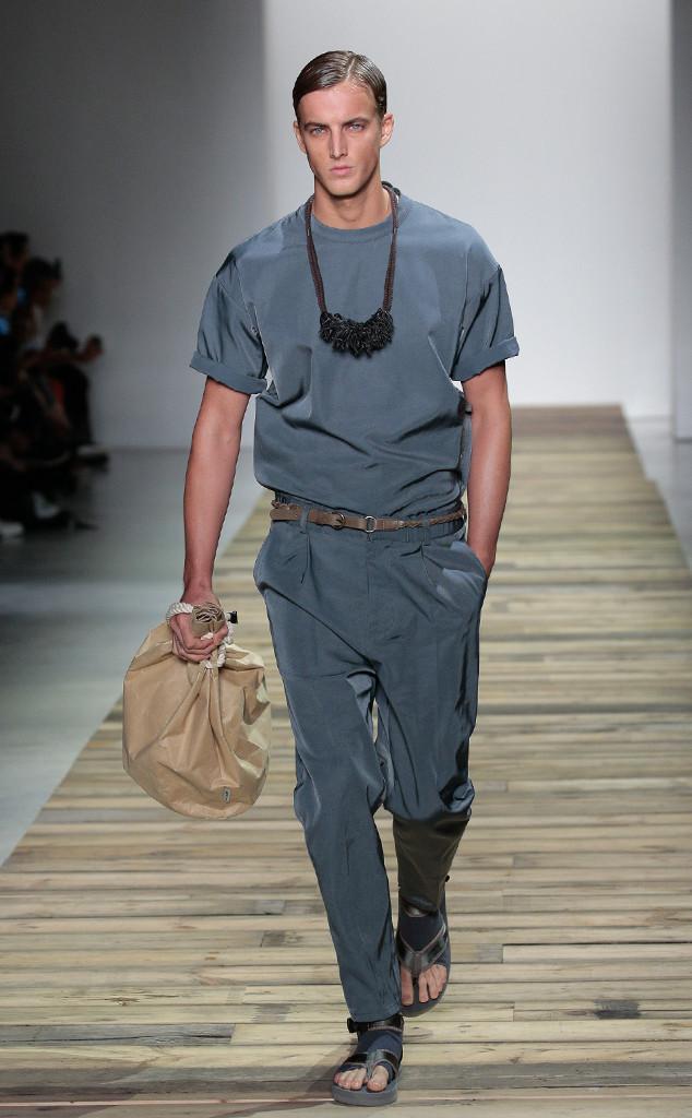 Robert Geller, Mens Fashion Week