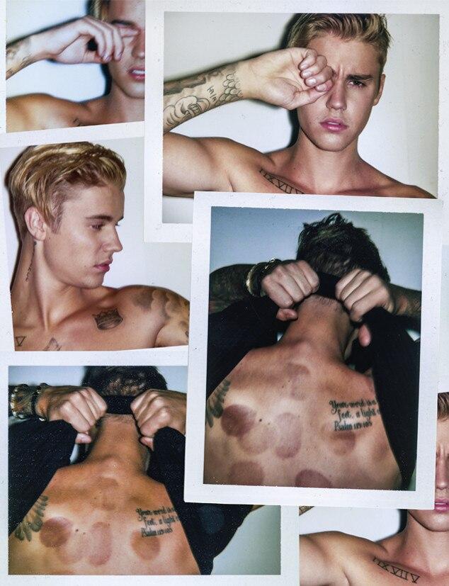 Justin Bieber, Interview