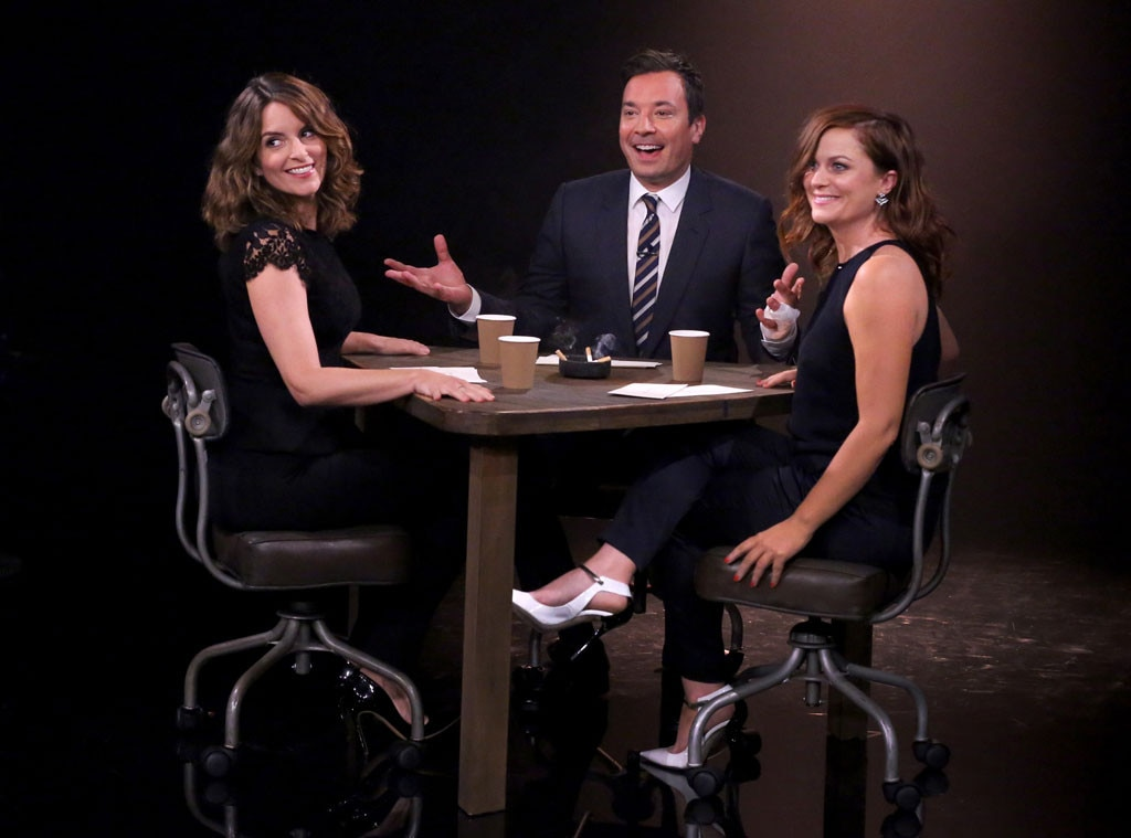Tina Fey, Jimmy Fallon, Amy Poehler