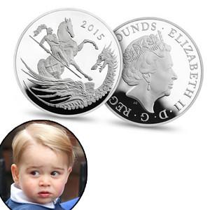 Prince William, Duke of Cambridge, Prince George, commemorative coin