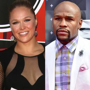 Ronda Rousey, Floyd Mayweather, ESPY Awards