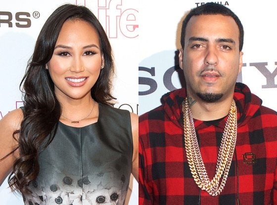 French Montana, Dorothy Wang