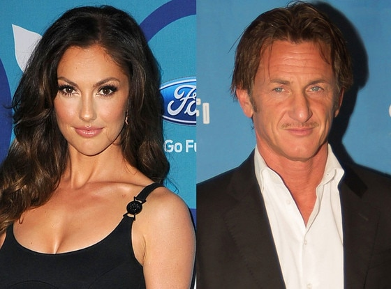 Minka Kelly, Sean Penn