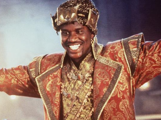 #TBT: Kazaam! Shaquille O'Neal, Will You Grant Us 3 Wishes ...