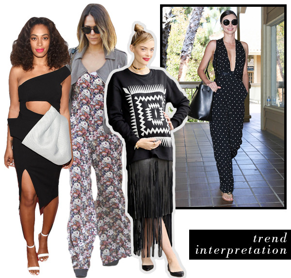 Style Tribes How To Look Effortlessly Chic Just Like Hollywood Cool Moms E News