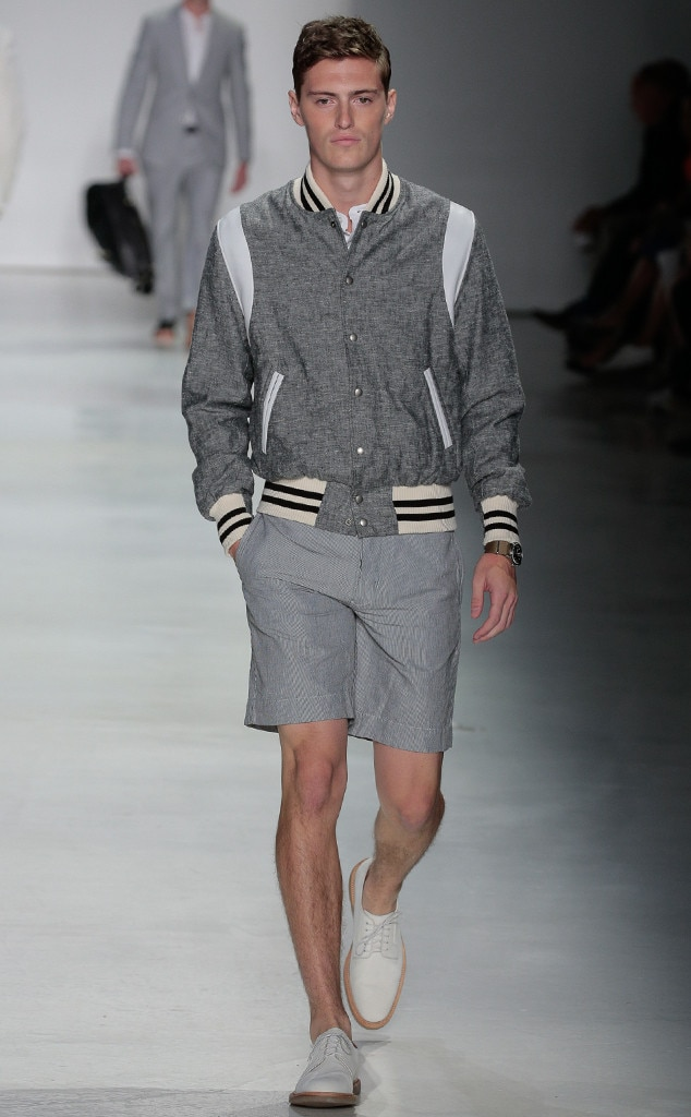 Todd Snyder From Best Looks From New York Men 39 S Fashion Week Spring 2016 E News