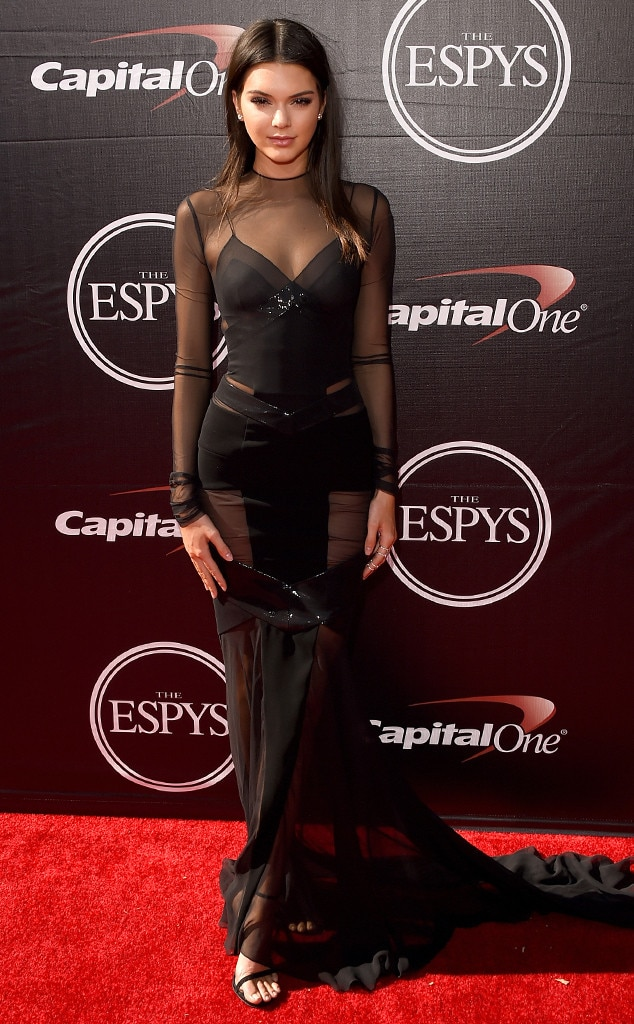 Kendall Jenner, ESPY Awards