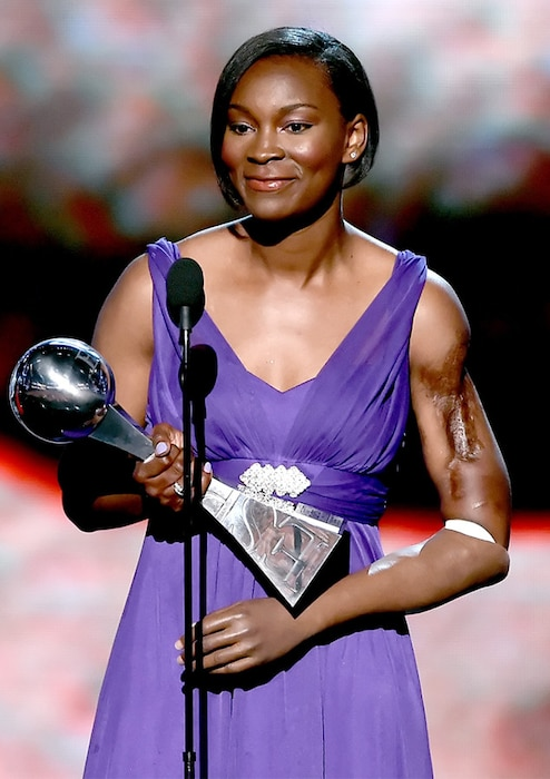 Danielle Green, ESPY Awards